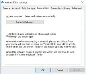 Keine Wolke aus Russland - Yandex.Disk fehlt im c't-Test der Cloud-Speicher-Dienste 11